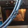 Smile Plumbing & Heating - Has your electric oven stopped heating up it may just require a new elemnet as this one did!