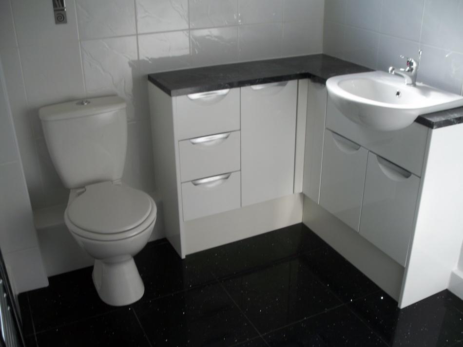 Business Bathroom