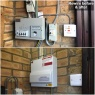 AerialMan & Martin Electrical - Rewire before & after