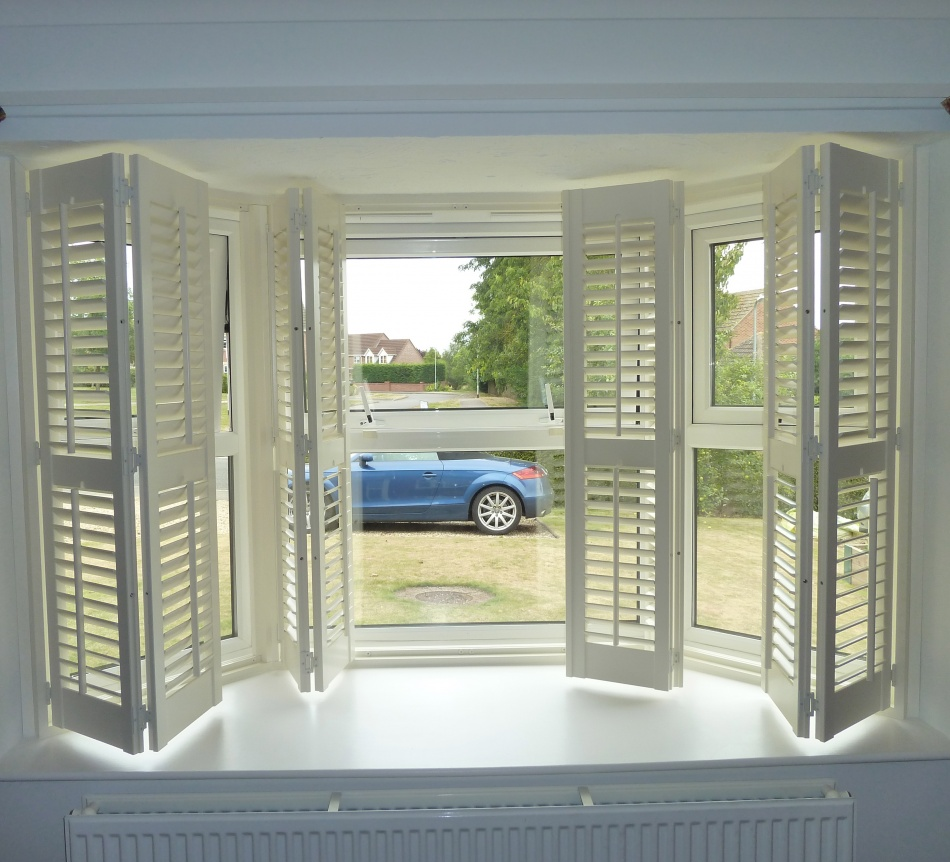 Blinds Shutters in Bourne Stamford Peterborough