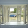 Ultimate Blinds & Shutters - Ultimate Shutters - Bi-folding Bay Doors