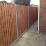 Oakfield UK Ltd - CB Panel Conc posts & Gravel Boards
