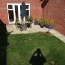 Steve Deprez Builders - Before extension to existing patio.