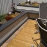 CDM Landscapes & Maintenance - Decking and Raised bed