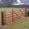 CDM Landscapes & Maintenance - gates and hedging