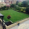 CDM Landscapes & Maintenance - patio wall steps turfing and planting