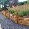 CDM Landscapes & Maintenance - Planting, garden walls and slate paving
