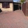MW Cleaning Services - Block Paving Before Cleaning