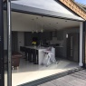 Custom Choice Windows Ltd - 5 section BiFolding doors apex window 3