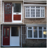 Custom Choice Windows Ltd - Before and after