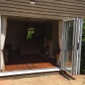 Custom Choice Windows Ltd - Bi Folding Doors external view