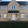Custom Choice Windows Ltd - R7s   white - front of house