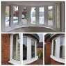 Custom Choice Windows Ltd - 7 section bay internal and external views