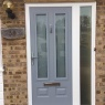 Custom Choice Windows Ltd - Edinburgh solidor   french grey