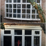 Custom Choice Windows Ltd - Old wooden bay upgraded to A rated upvc - Kommerling profile