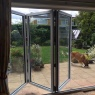 Custom Choice Windows Ltd - Bi Folding Doors internal view