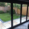 Custom Choice Windows Ltd - 4 section bifold w blinds (up)