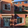 Custom Choice Windows Ltd - Chartwell Green full house with Solidor