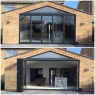 Custom Choice Windows Ltd - 5 section BiFolding doors collage 2
