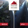 Pristine Gutters - Before & After photos