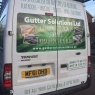 Gutter Solutions Ltd - One of our vans!