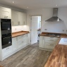 Crescent Carpentry & Building Ltd - Kitchen ,Ferndale ,Yaxley,Oct 2017