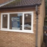 Crescent Carpentry & Building Ltd - Garage conversion external Autumn 2013