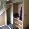 Crescent Carpentry & Building Ltd - Storage pre finish