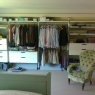 Crescent Carpentry & Building Ltd - interior wardrobe before