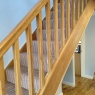 Crescent Carpentry & Building Ltd - oak staircase treated/finished