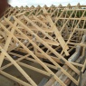 Crescent Carpentry & Building Ltd - Trussed roof