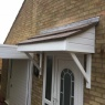 Crescent Carpentry & Building Ltd - door canopy