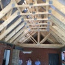 Crescent Carpentry & Building Ltd - Vaulted roof trusses