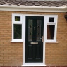 Crescent Carpentry & Building Ltd - Porch composite door& windows