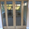 Crescent Carpentry & Building Ltd - Oak french doors April 2016