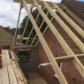 Crescent Carpentry & Building Ltd - Cut roof extension
