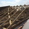Crescent Carpentry & Building Ltd - trussed roof extension