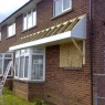 Crescent Carpentry & Building Ltd - Canopy/front door reposition