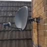 Homeview Aerials - Standard Sky/Freesat dish with quad LNB.