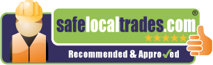 Safe Local Trades Logo