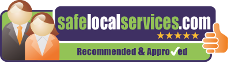 Safe Local Services Logo