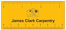James Clark Carpentry Logo