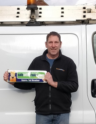 Barry Didcott of Direct Electrical & Alarms Peterborough