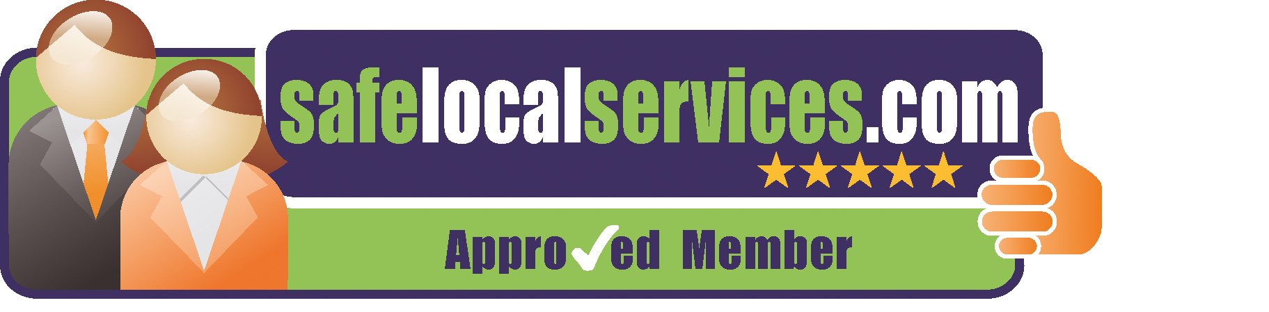 Safe Local Services Approved Member