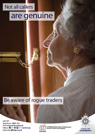 Avoiding Rogue Traders Advice