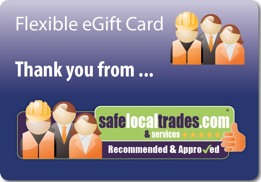 eGiftCard for referrals
