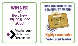 Award-winning Safe Local Trades
