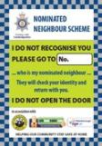 Nominated Neighbour Card