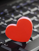How to sign off online dating message