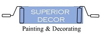 Superior Decor by Brad Jenkins Logo